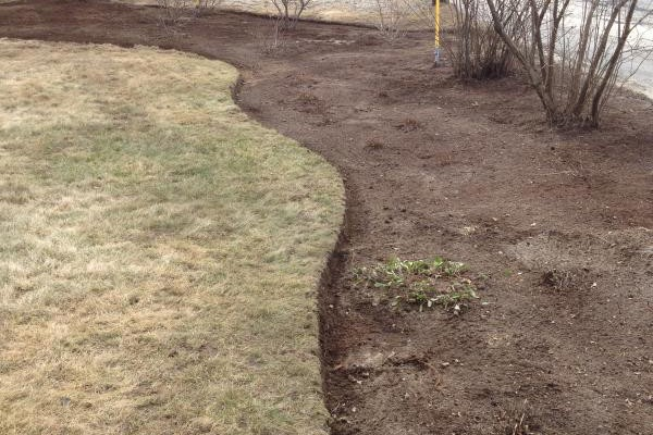 Winthrop, Main Spring Cleanup - In Progress