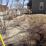 Winthrop, Main Before Spring Cleanup